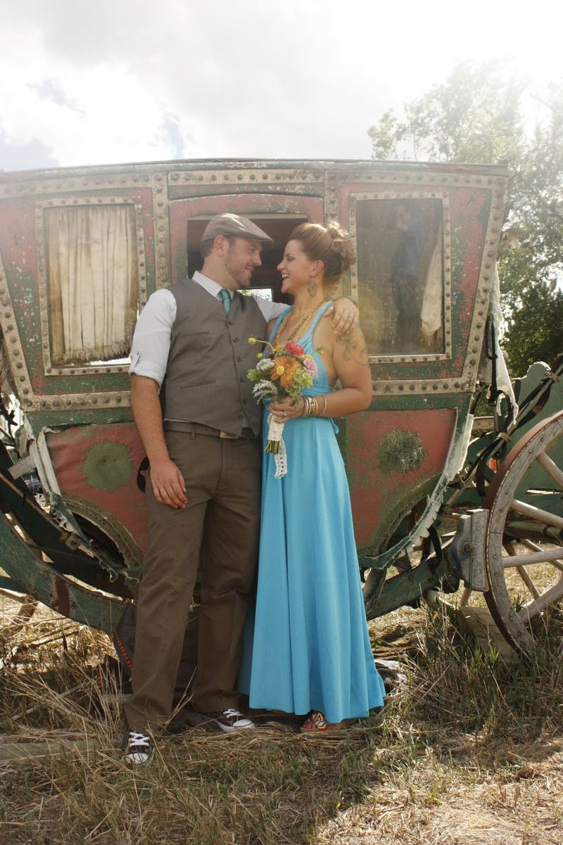 Stagecoach of love